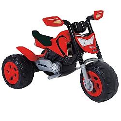 Comprar Moto El�trica Motor 6V Infantil Elite Bivolt Vermelha-Xalingo