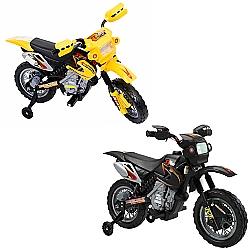 Comprar Moto Elétrica Modelo 6V  4Ah 2 km/H-Bel Fix