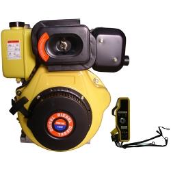 Comprar Motor a Diesel 10 HP 418 cilindradas 4 tempos partida elétrica - NMD100E-Nagano