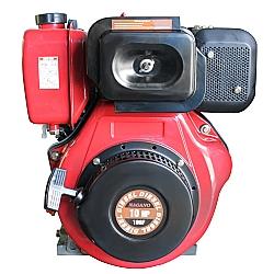 Comprar Motor a Diesel 4 Tempos 10 HP 418 Cilindradas Partida Manual - NMD10-Nagano
