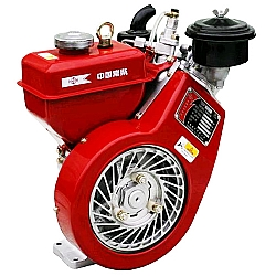 Comprar Motor a Diesel, Estacionário, 3,3 HP, Inclinado 45, Partida Manual - 165-F-Changchai