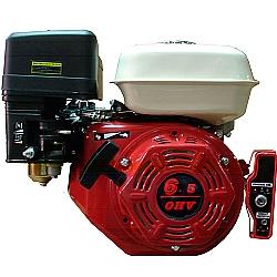 Comprar Motor a Gasolina 6.5 HP 196 cilindradas partida el�trica - NMG65E-Nagano