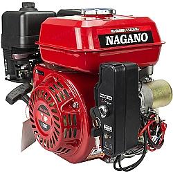 Comprar Motor a Gasolina 7 HP Partida El�trica - NMG70E-Nagano