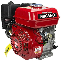 Comprar Motor a Gasolina 7 HP Partida Manual - NMG70-Nagano
