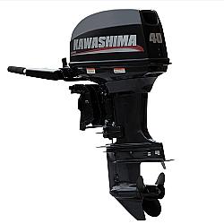 Comprar Motor de Popa KM 40TE 40HP-Kawashima