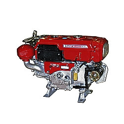 Comprar Motor Estacionário a Diesel, 10,5 Hp, 598cc, Partida Elétrica-Changchai