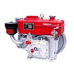 Comprar Motor Estacionário a diesel Changchai, 6,6HP/4,85kw, 2600rpm, 353cc, horizontal, hopper (refrigerado água) - R175-B-Changchai