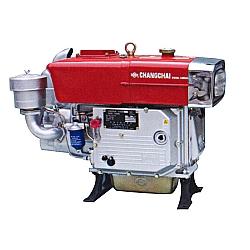 Comprar Motor Estacionário a Diesel,10,5 Hp, 598cc, Partida Manual - Hopper-Changchai