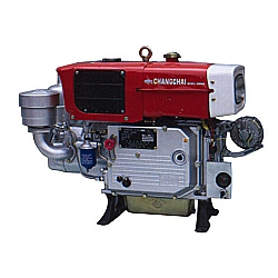 Comprar Motor Estacionário a Diesel,15hp, 903cc, Radiador, Partida Elétrica-Changchai