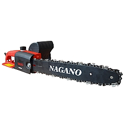 Comprar Motosserra el�trica 1200 Watts sabre 14 110V - NES12001-Nagano