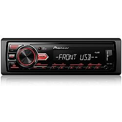 Comprar MP3 Playear com USB Sa�das RCA Entrada Auxiliar - MVH-88UB-Pionner