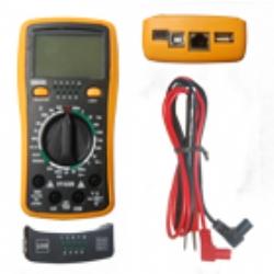 Comprar Mult�metro Digital com teste de rede e USB - HY4300-Lee Tools
