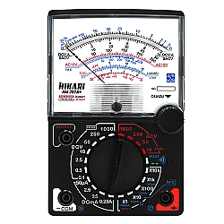 Comprar Mult�metro Anal�gico HM-202A 20kOhms-Hikari