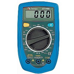 Comprar Mult�metro Digital ET-1400-Minipa