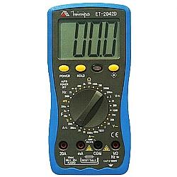Comprar Mult�metro Digital - LCD -ET 2042D-Minipa
