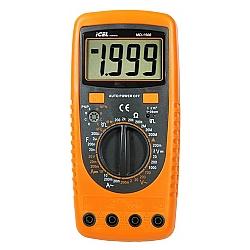 Comprar Multímetro Digital AC/DC MD-1500 10 Amperes-Icel Manaus