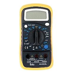 Comprar Multímetro Digital com Sensor de Temperatura-EDA