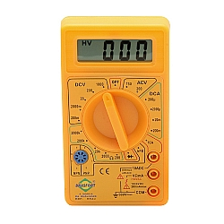 Comprar Multímetro Digital, DT-830-Brasfort