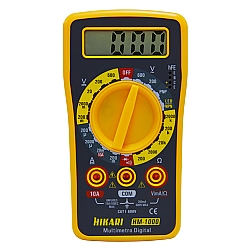 Comprar Multímetro Digital HM-1000-Hikari