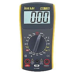 Comprar Mult�metro Digital HM-1100 Display LCD-Hikari