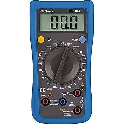 Comprar Multímetro Digital Portátil ET-1110A-Minipa