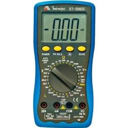 Comprar Mult�metro Digital Port�til - ET 2082C-Minipa
