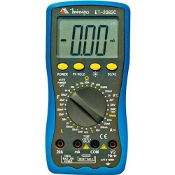 Comprar Multímetro Digital Portátil - ET 2082C-Minipa