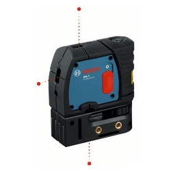 Comprar Nível a laser de ponto, alcança 30m, - GPL3-Bosch