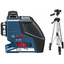 Comprar Nível a Laser de Linha GLL 2-80 com Tripé BS 150-Bosch
