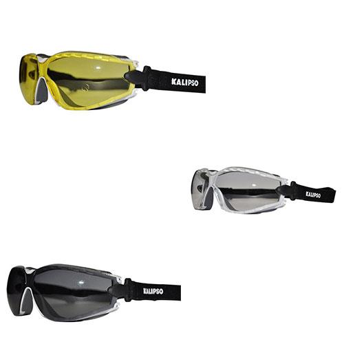 9b2de87450f83 Óculos de Proteção Aruba Incolor AF - Amarelo