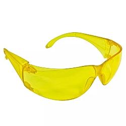 Comprar �culos de seguran�a amarelo - CENTAURO-Plastcor