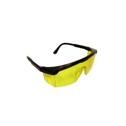 Comprar �culos de seguran�a ampla vis�o amarelo - RJ-Plastcor