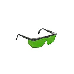 Comprar �culos de seguran�a ampla vis�o verde - RJ-Plastcor