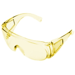 Comprar Óculos de segurança lente amarela - POINTER-Vonder
