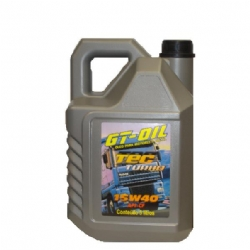 Comprar Óleo lubrificante 15W40 5 Litros - TECTURBO15W40-DOT 1