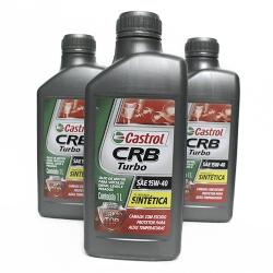 Comprar Óleo de motor para veículos diesel CRB Turbo - 15W40-Castrol