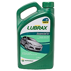 Comprar Óleo Essencial SJ 20W50 - 3 Litros-Lubrax