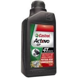 Comprar �leo lubrificante 20W50 4 tempos 1 litro - CASTROL ACTEVO GP-Castrol