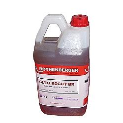 Comprar �leo rocut para rosqueadeira 5 litros-Rothenberger