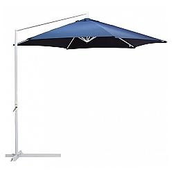 Comprar Ombrelone Suspenso - Malibu 3 metros, Azul Marinho -MOR