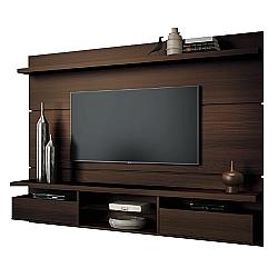 Comprar Painel Home Suspenso Livin 2.2 para TVs de até 60 Polegadas 2 Portas Basculantes Mônaco-HB Móveis