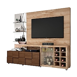 Comprar Painel Home Theater New Turati-DJ Móveis