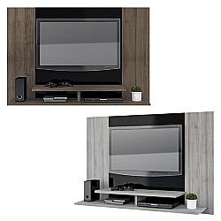 Comprar Painel M�naco New com Espa�o para TV at� 1400 mm-Lukaliam