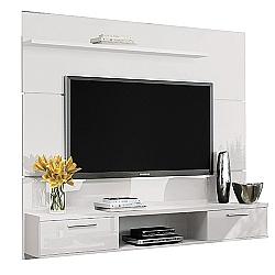 Comprar Painel Suspenso Flat 1.8 Branco 2 Portas basculantes TVs até 55 Pol - 9920-HB Móveis