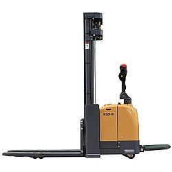 Comprar Paleteira Elétrica a Bateria, 5 Metros de Elevação, 1,6 Toneladas, Com Bateria e Carregador - WS25-16C-Shangli