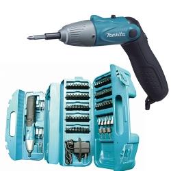 Comprar Parafusadeira � bateria 4,8v encaixe 1/4 com ilumina��o - 6723DW-Makita