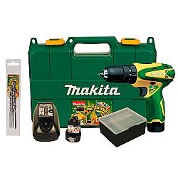 Comprar Parafusadeira/Furadeira a Bateria 12v, 3/8'', Bivolt - HP2016D-Makita