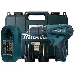 Comprar Parafusadeira/Furadeira a Bateria 12v - Bivolt - Acompanha Bateria - DF330DWE-Makita