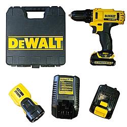 Comprar Parafusadeira / furadeira a bateria 12 volts encaixe 3/8 - DCD710S2-Dewalt
