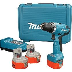 Comprar Parafusadeira / furadeira com 3 baterias 12v 1,3AH - 6271DWPE3-Makita